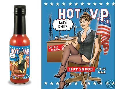 Palin-hot sauce