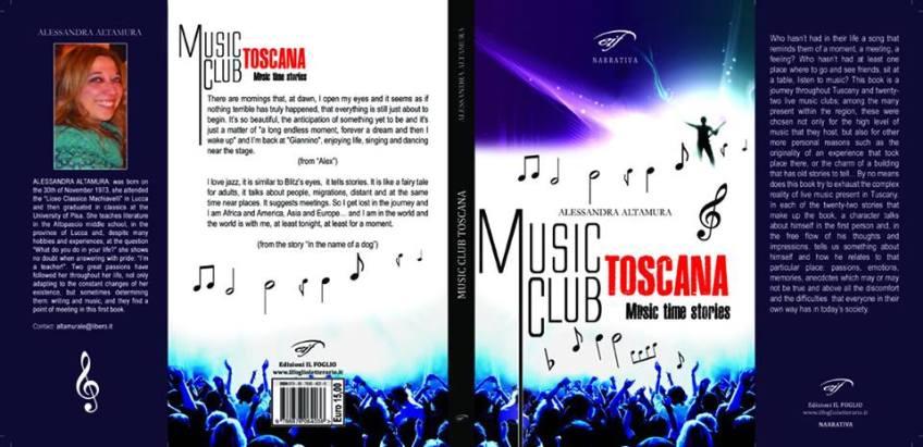 """Music Club Toscana"" cover"