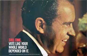 Nixon ad